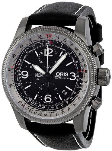 Oris Men's 675 7648 4264LS Big Crown X1 Calculator Black Dial Watch