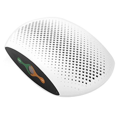 [해외]BasicWu Renewable 무선 미니 제습기 금고, 보안 캐비넷, 옷장, 주방 싱크, 보트, RV, 욕실에 완벽/BasicWu Renewable Wireless Mini Dehumidifier Perfect fo