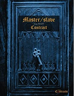 Share your bdsm master contract