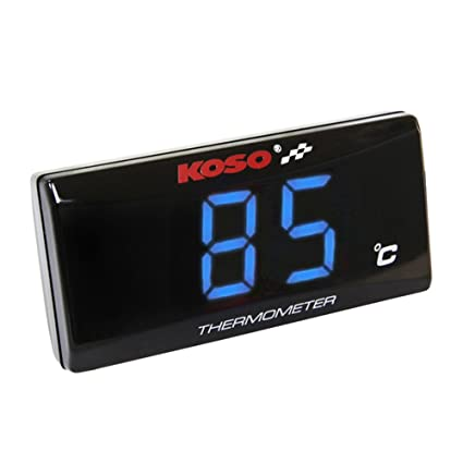 Koso BA024B10 Super Slim Style Thermometer