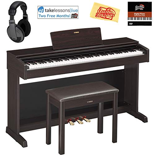 Yamaha YDP-143R Arius Console Digital Piano - Rosewood, used for sale  Delivered anywhere in USA