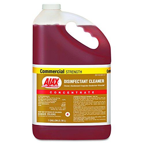 Ajax Disinfectant - Ajax 04117CT Expert Disinfectant Cleaner/Sanitizer, 1gal Bottle (Case of 2)