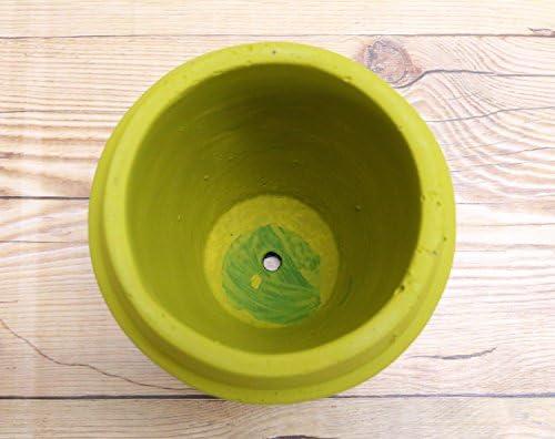 アビテ 植木鉢 アンポルテ フラワーポットB L ネイビー JL-704-NV