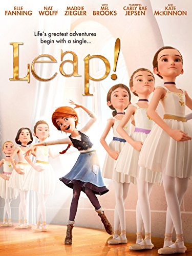 Two Ballerinas - Leap!
