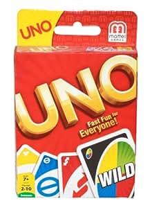 Mattel UNO CARD GAME