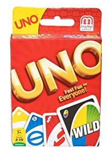 Mattel 42003 Original UNO Family Card Game Set