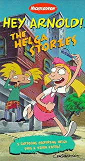 hey arnold the helga stories vhs - Hey Arnold Christmas