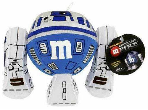 Hasbro Star Wars M-PIRE Plush Buddy R2D2 ()