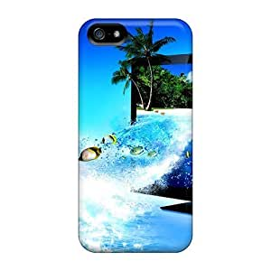 Iphone 6 plus(5.5) Cases, Premium Protective Cases With Awesome Look - 3d Tv