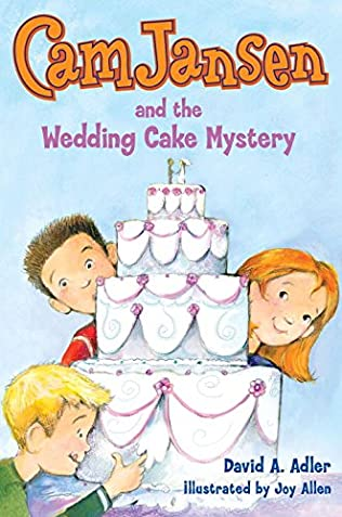 book cover of Cam Jansen and the Wedding Cake Mystery