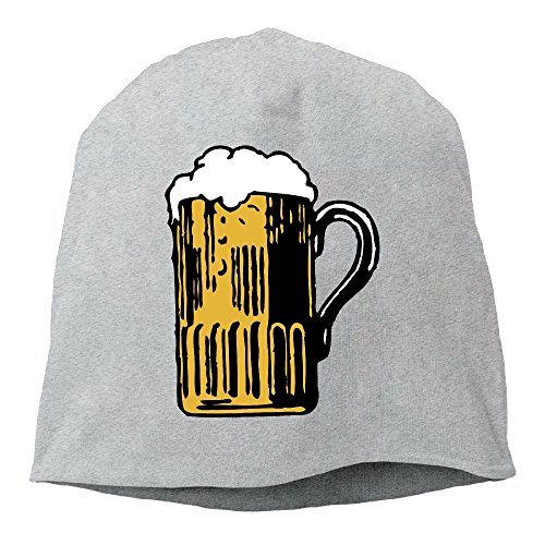 Janeither Fashion Solid Color Oktoberfest Beer Hedging Cap for Unisex Ash One Size]()