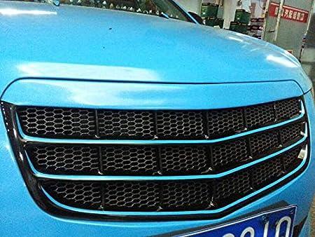 120cm noir en nid dabeille ABS voiture en plastique d/échappement ajuster course net barbecue pour Mercedes-Benz pour la mod/élisation de voiture Audi,smallhole