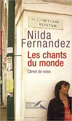 Les chants du monde : Carnet de notes pdf, epub