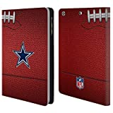 Official NFL Football 2018/19 Dallas Cowboys Logo Leather Book Wallet Case Cover for iPad Mini 1 / Mini 2 / Mini 3