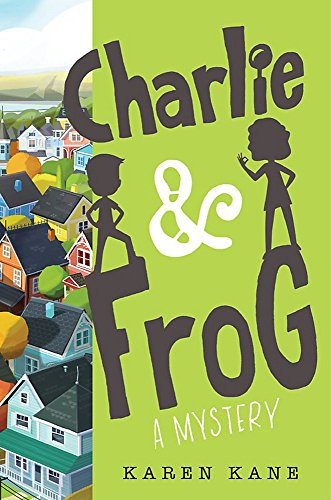 Charlie and Frog by Disney-Hyperion