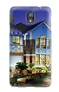 Hot New House Case Cover For Galaxy Note 3 With Perfect Design