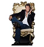 David Hasselhoff - Advanced Graphics Life Size Cardboard Standup