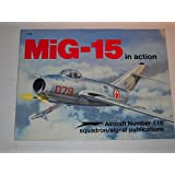 MiG-15 in action - Aircraft No. 116