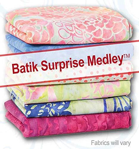 Fat Quarter Batik Surprise Medley