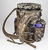 Peregrine Venture Bucket Pack Hunting Bucket Backpack Combo, Mossy Oak Break Up Country
