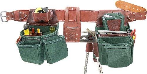 Seven Bag Framer (Occidental Leather 8089LH XL OxyLights 7 Bag Framer Set -)