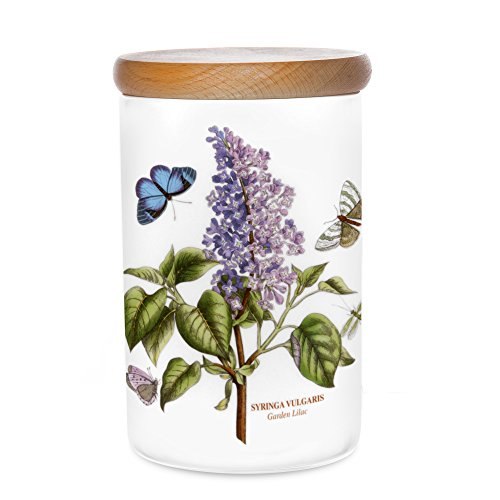 Portmeirion Botanic Garden Airtight Canister, Medium by Portmeirion