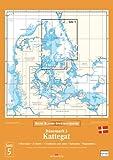 Delius Klasing-Sportbootkarten, Plano, Satz.5 : Dänemark