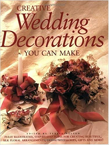 Book Creative Wedding Decorations You Can Make