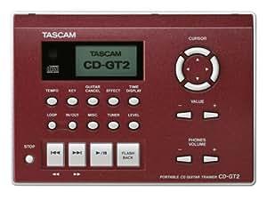 Tascam CDGT2 Portable CD Guitar Trainer