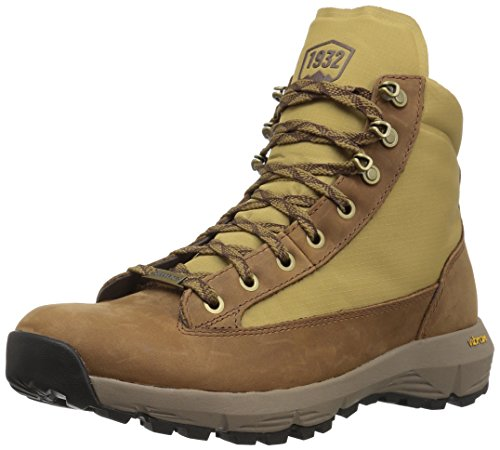 "Danner Women's Explorer 650 6"" Full Grain Hiking Boot, Khaki, 10 M US"