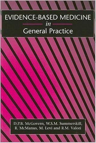 Evidence-based Medicine in General Practice (Key Topics)