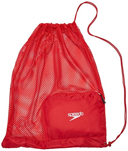 Speedo Ventilator Mesh Equipment Bag, Formula - Swimming Equipment For