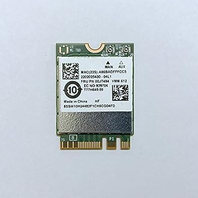 Amazon.com: Wireless-AC NGFF (M.2) bcm94350zae 802.11 ac ...