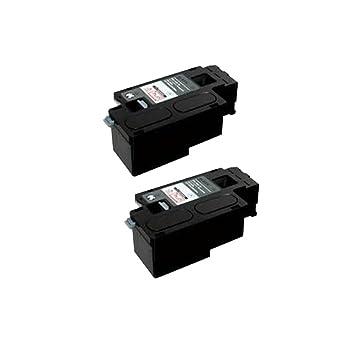 2 Negro Compatible Cartuchos de tóner láser sustituir ...