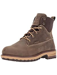 "Timberland PRO Women's Hightower 6"" Alloy Toe Waterproof Industrial & Construction Shoe"