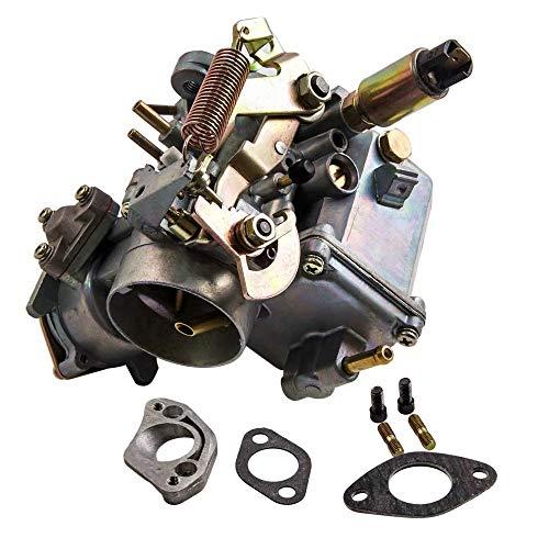 Loovey - Carburador para VW Beetle 30/31 PICT-3 tipo 1 2 BUG camión GHIA 113129029A