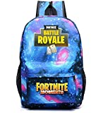 back to school Backpack Starry sky Fortnite Game Student Schoolbag double Shoulder Bag Bookbag