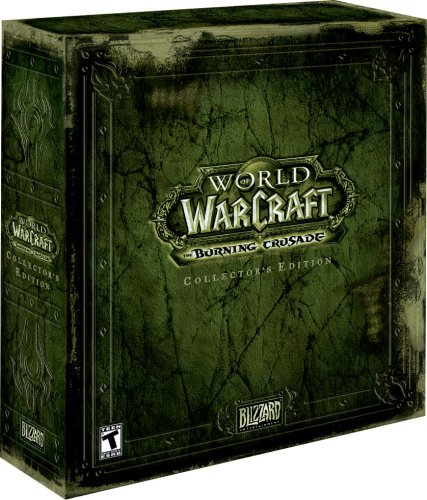 World of Warcraft: Burning Crusade Collector's Edition - World Warcraft Burning Crusade Collectors Edition