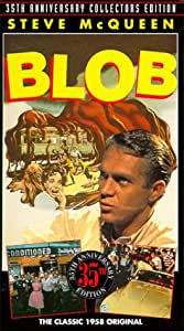 Amazon.com: The Blob [VHS]: Steve McQueen, Aneta Corsaut