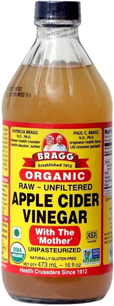 Bragg Organic Apple Cider Vinegar, 16 oz