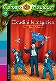 """Afficher """"La Cabane magique n° 45<br /> Houdini le magicien"""""""