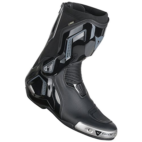 re-Tex Boots (41) (BLACK/ANTHRACITE) (Magnesium Toe Slider)