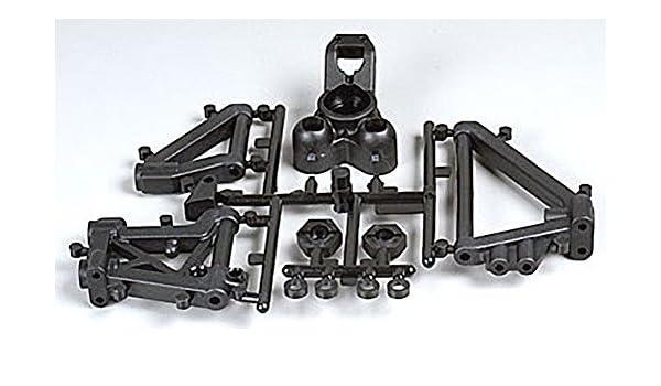 HPI Racing 73478 Suspension Arm/Rear Hub Set R40 by HPI Racing: Amazon.es: Juguetes y juegos