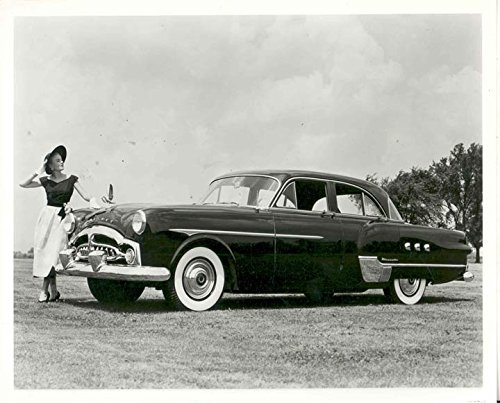 Used, 1951 Packard 400 Patrician Factory Photograph for sale  Delivered anywhere in USA