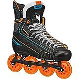 Tour Code 1 Senior Inline Hockey Skates Size: 12 Black