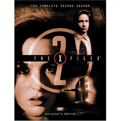 The X-Files: Season 2 (DVD)