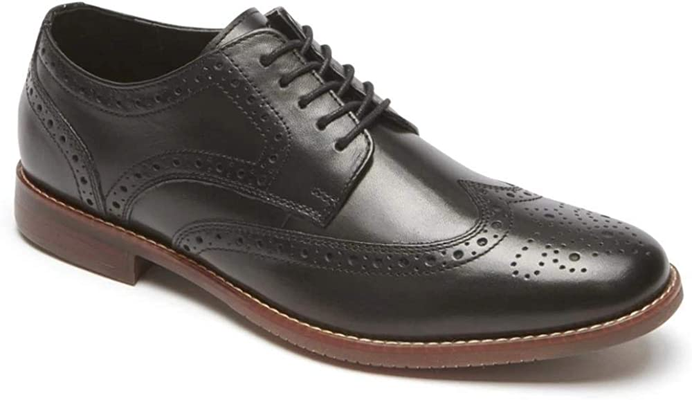 Rockport Men Unisex-Adult Style Purpose Wing Tip Oxford
