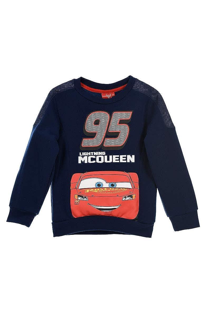 Disney Cars Ragazzi Maglione Lightning McQueen CAR8912SWT