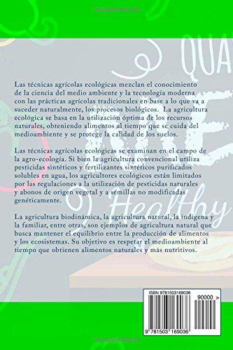 La Alimentación Ecológica: Agricultura Ecológica, Huertos Urbanos ...