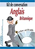 Image de Anglais britannique ; Guide + CD Audio